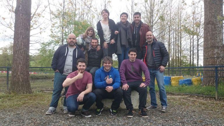 Excursión francia alumnos Olafrance